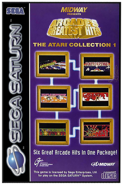 Arcade's greatest hits   the atari collection 1 (europe)
